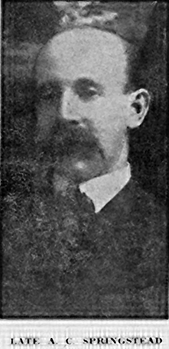 Albert C. Springstead